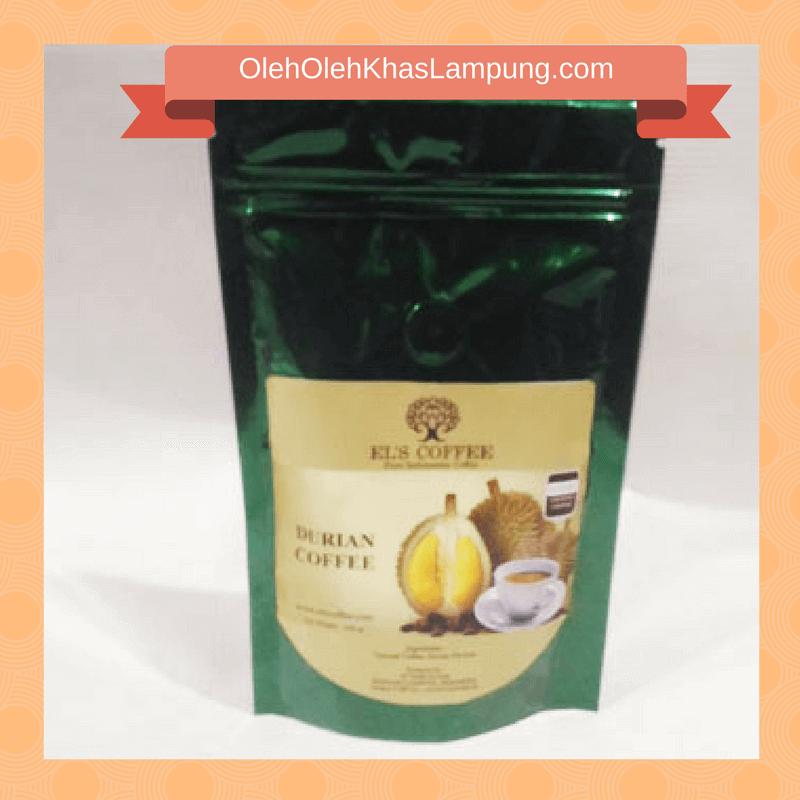 Kopi Durian El's Coffee
