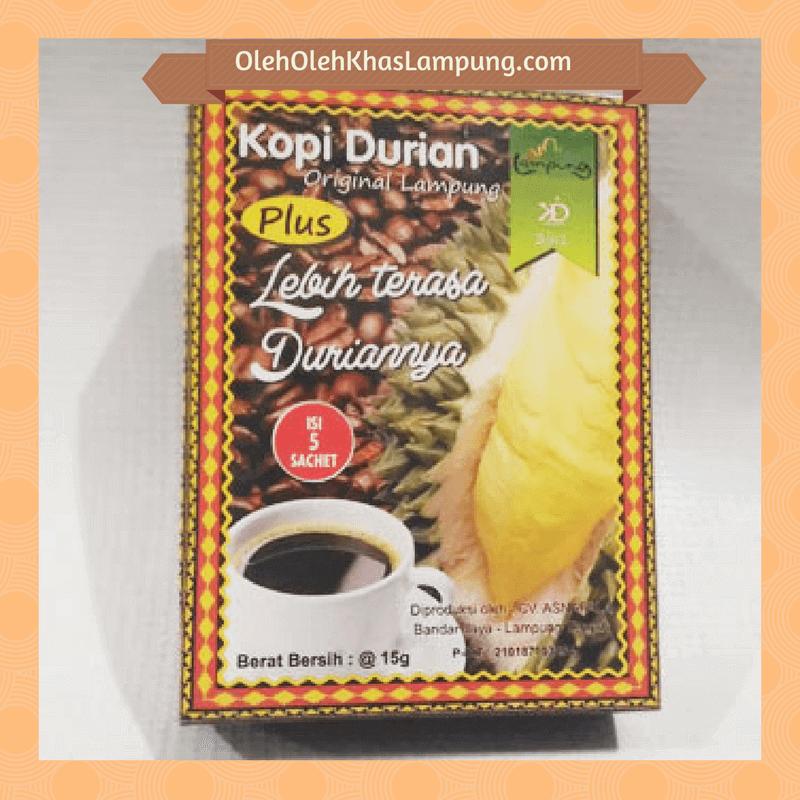 Kopi Durian Lampung