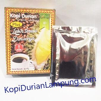 kopi durian-lampung
